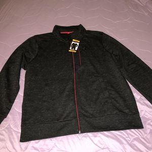 NWT!! Gerry Men's Full Zip Sweater Size XXL
